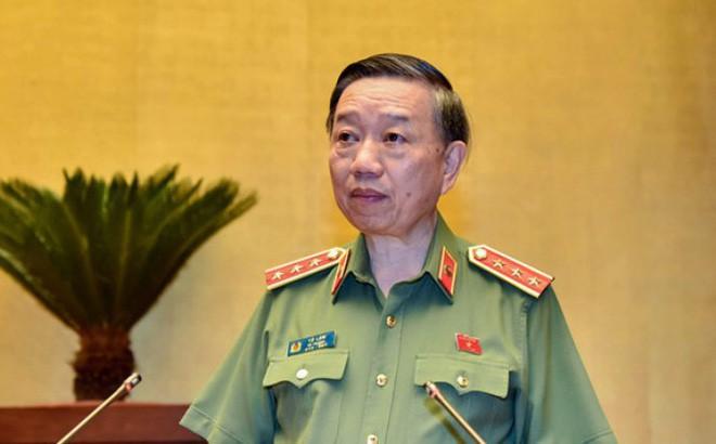 Bộ trưởng Tô Lâm: Chúng ta hoàn toàn có thể ngăn chặn ma túy, không để Việt Nam thành điểm trung chuyển ma túy của thế giới - Ảnh 1.