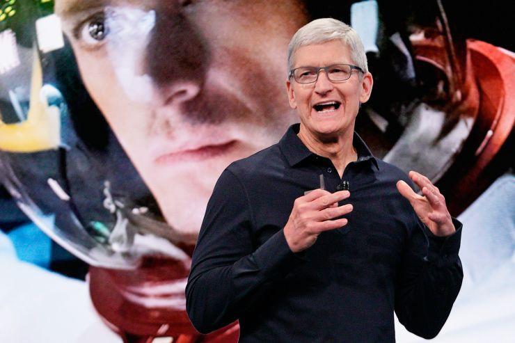 Tim Cook nói Trung Quốc không nhắm đến Apple, bất chấp căng thẳng thương mại leo thang - Ảnh 1.