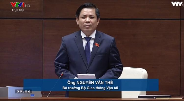 Bộ trưởng GTVT: DN trong nước có thể liên danh với nhau  để đấu thầu dự án cao tốc Bắc - Nam - Ảnh 1.