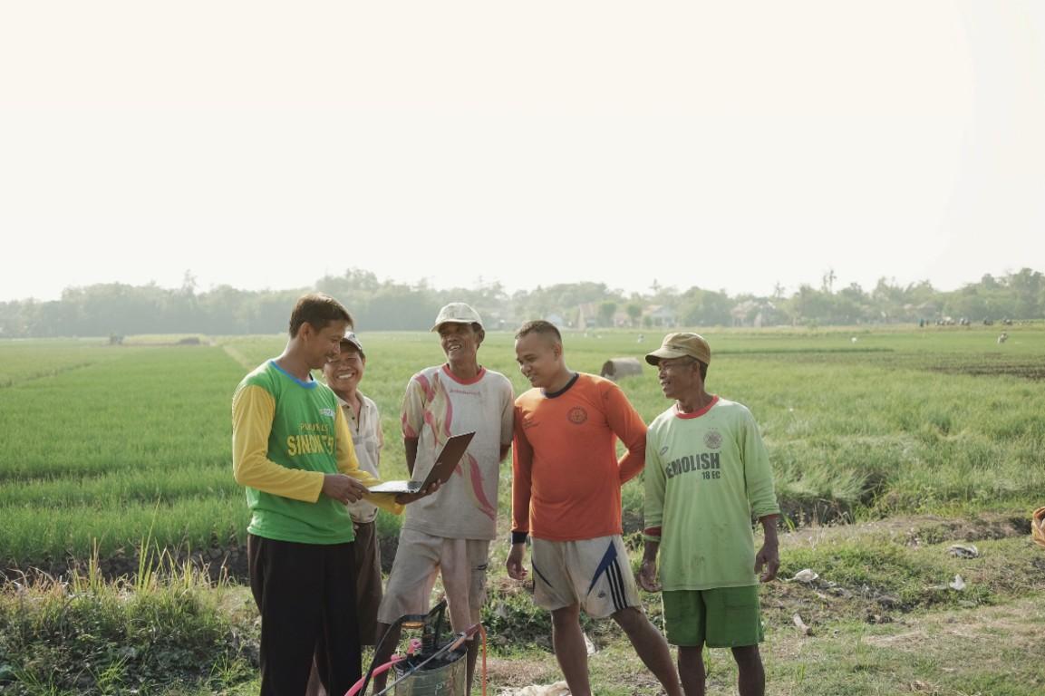 Giúp nông dân bán sản phẩm và vay vốn, một ứng dụng thu hút sự chú ý của giới đầu tư - Ảnh 1.
