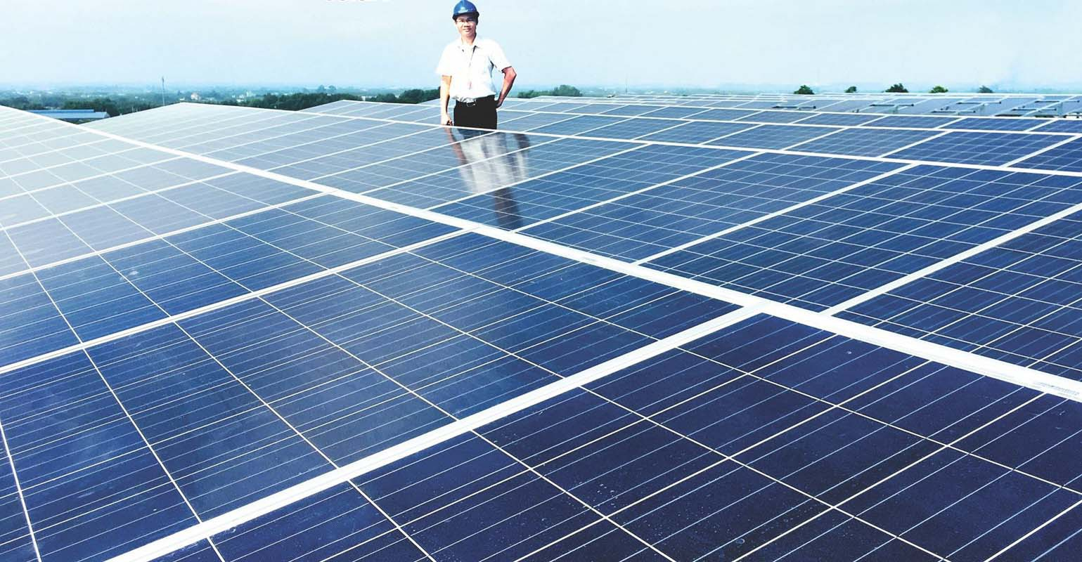 Phó Thủ tướng Phạm Bình Minh: Đến tháng 6 sẽ vận hành an toàn khoảng 3000 MW điện mặt trời - Ảnh 1.