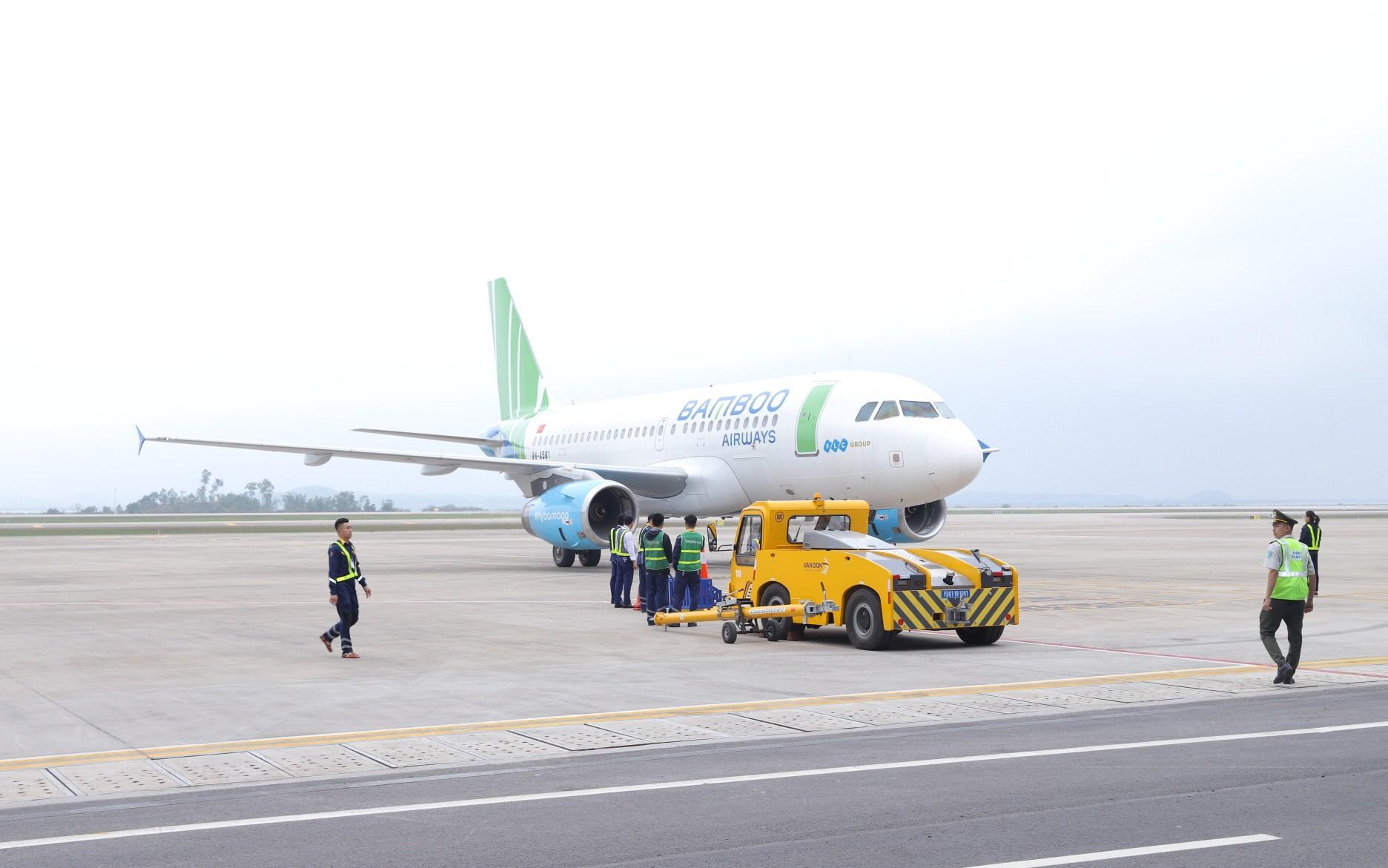 Bamboo Airways Vân Đồn
