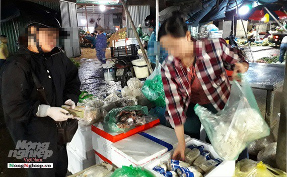 Ngạc nhiên nấm Trung Quốc siêu rẻ, bảo quản siêu lâu - Ảnh 1.