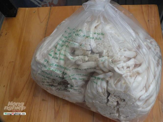 Ngạc nhiên nấm Trung Quốc siêu rẻ, bảo quản siêu lâu - Ảnh 2.