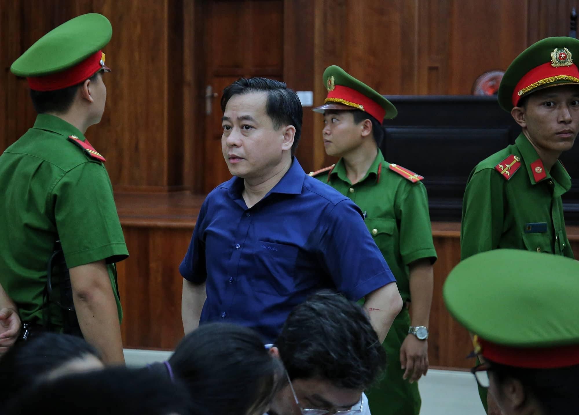 Tòa phúc thẩm giữ nguyên mức án 17 năm tù đối với Vũ nhôm - Ảnh 1.
