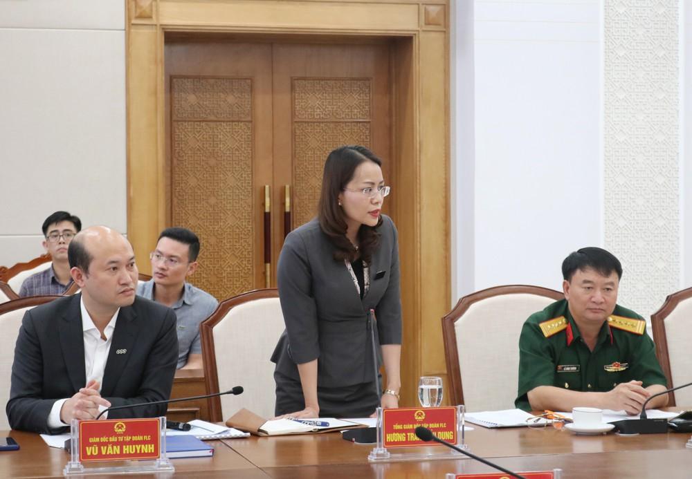 Đề nghị Tập đoàn FLC báo cáo vị trí xây trường đại học tại Quảng Ninh trước 15/6 - Ảnh 1.