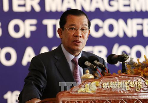 Bộ Ngoại giao và Hợp tác quốc tế Campuchia chỉ trích bình luận của Thủ tướng Singapore - Ảnh 1.