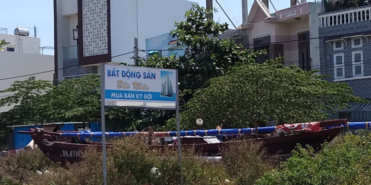 Sốt đất đi qua, giá đất nền thứ cấp tại Đà Nẵng giảm 10% so với đầu năm - Ảnh 1.