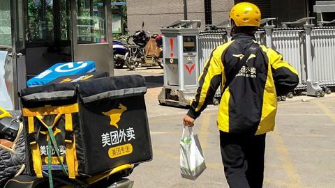 Ứng dụng giao đồ ăn nhấn chìm Trung Quốc trong biển rác thải nhựa - Ảnh 2.