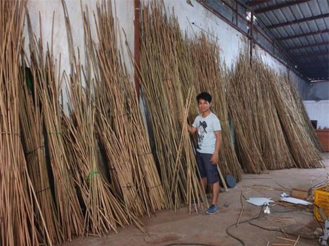 Đưa ống hút tre Việt Nam ra thế giới, 8X kiếm hàng tỉ đồng mỗi tháng - Ảnh 2.