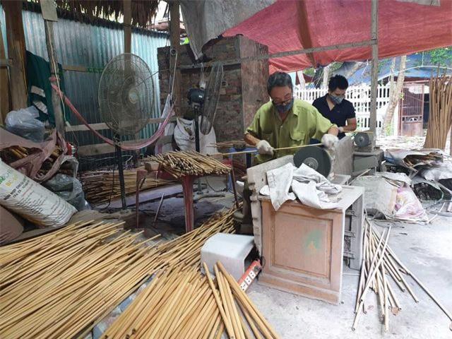 Đưa ống hút tre Việt Nam ra thế giới, 8X kiếm hàng tỉ đồng mỗi tháng - Ảnh 6.