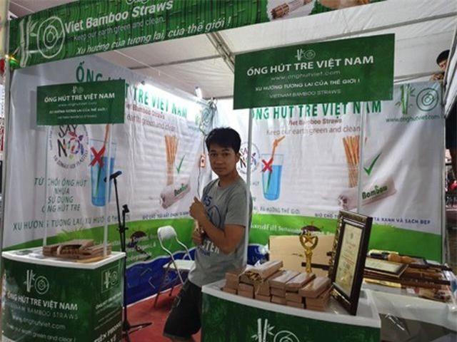 Đưa ống hút tre Việt Nam ra thế giới, 8X kiếm hàng tỉ đồng mỗi tháng - Ảnh 7.