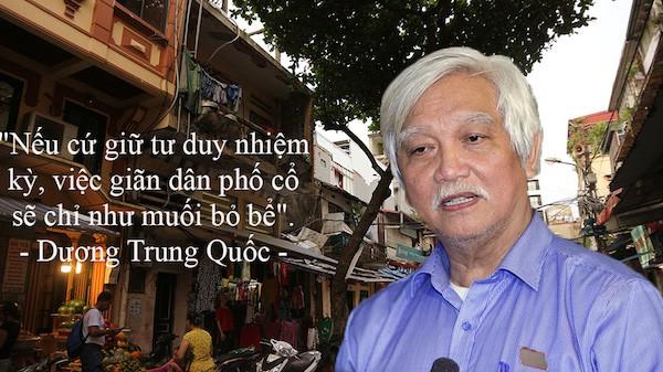 """Đề án giãn dân phố cổ Hà Nội (KỲ IV): """"Nhập gia phải tùy tục"""" - Ảnh 1."""