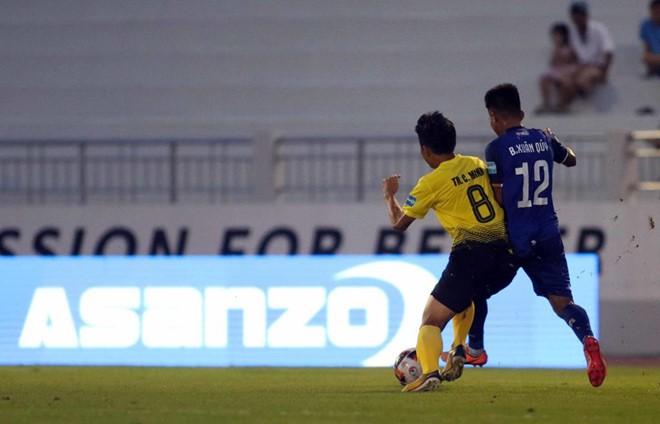 Asanzo dừng tài trợ giải bóng đá hạng Nhì quốc gia - Ảnh 1.