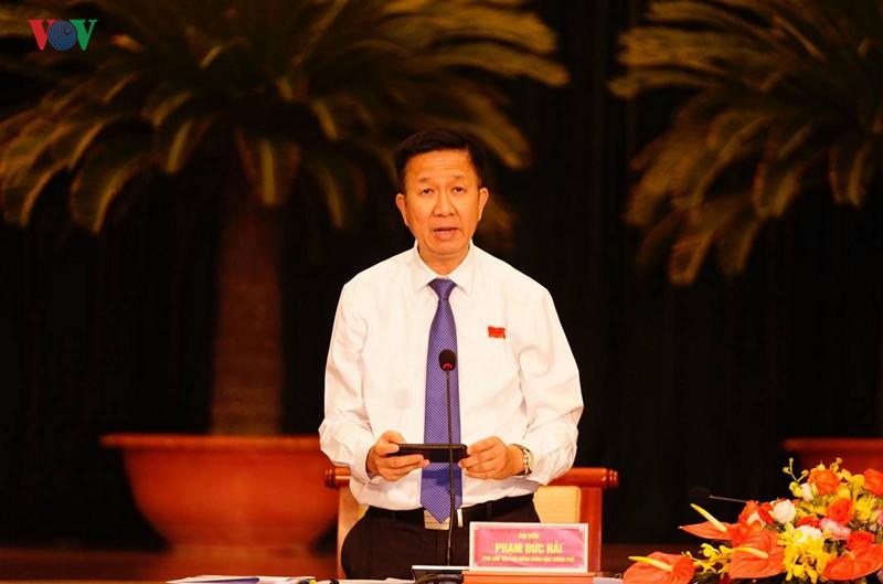 HĐND TP HCM lên tiếng chính thức về vấn đề Thủ Thiêm - Ảnh 1.