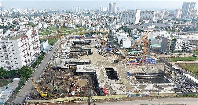 13.000 căn hộ xây 'chui' ở Sài Gòn chưa được Bộ Xây dựng thẩm định - Ảnh 1.