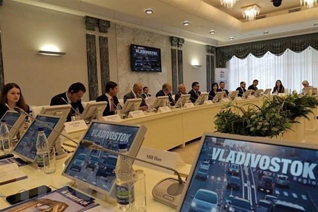 Tỉnh Primorye của Nga 'trải thảm đỏ' mời các nhà đầu tư Việt Nam - Ảnh 1.