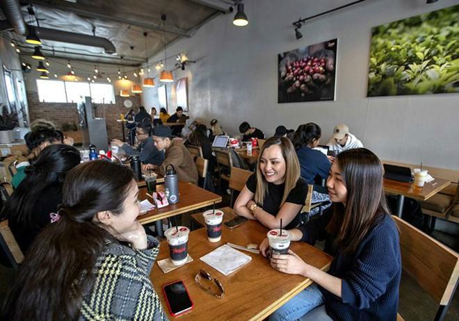 'Starbucks gốc Việt' trên đất Mỹ - Ảnh 2.