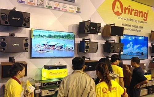 Cuộc tháo chạy của ông chủ thương hiệu karaoke Arirang - Ảnh 1.