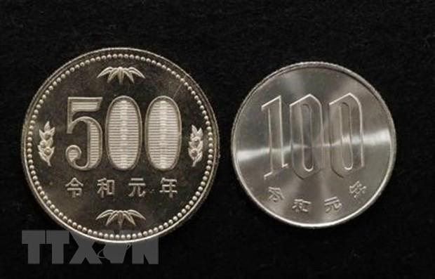 Nhật Bản bắt đầu sản xuất đồng tiền xu với niên hiệu mới - Ảnh 1.