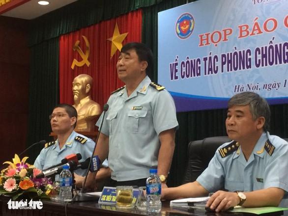 Nhiều hàng Trung Quốc đã được hô biến thành hàng Việt - Ảnh 1.