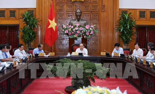 Thường trực Chính phủ họp về bảo đảm cung ứng nguồn điện - Ảnh 1.