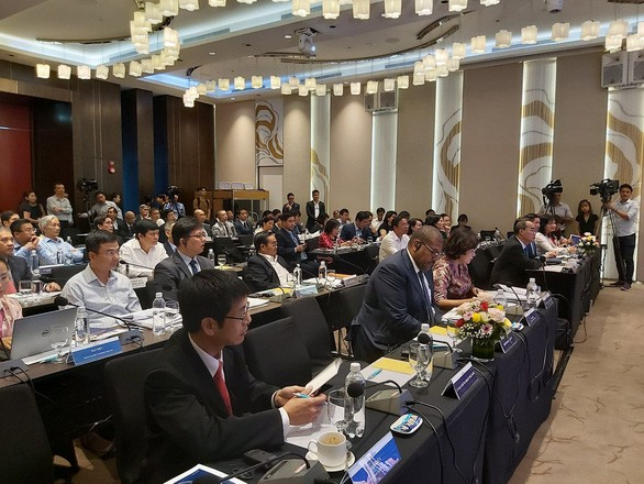 TP.HCM muốn trở lại thành trung tâm tài chính - Ảnh 1.