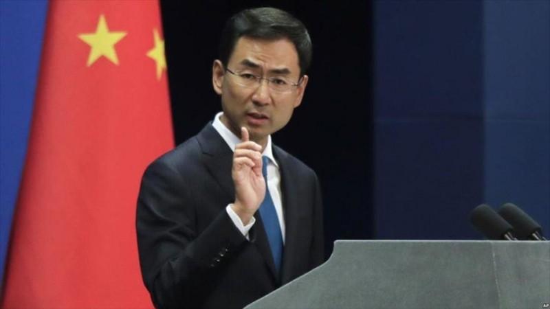 Trung Quốc kêu gọi Mỹ ngừng trấn áp các công ty của Trung Quốc - Ảnh 1.