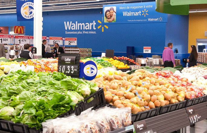 WalMart tìm nhà cung ứng Việt Nam - Ảnh 1.
