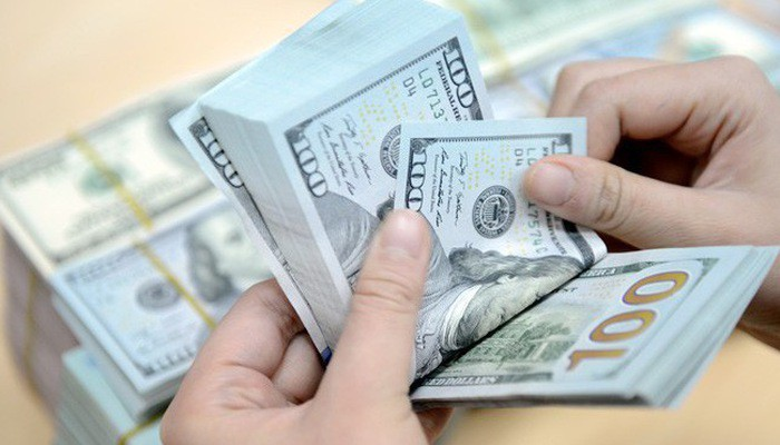 Giá USD ngân hàng bất ngờ tăng mạnh - Ảnh 1.