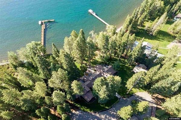 Mark Zuckerberg và giới tỷ phú đổ tiền vào đất đai quanh Hồ Tahoe - Ảnh 2.