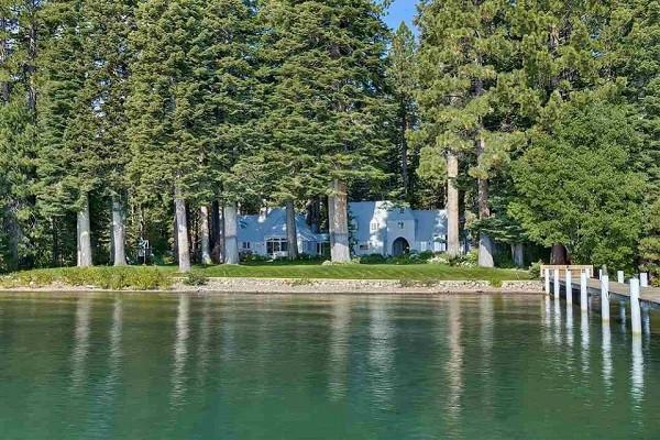 Mark Zuckerberg và giới tỷ phú đổ tiền vào đất đai quanh Hồ Tahoe - Ảnh 3.