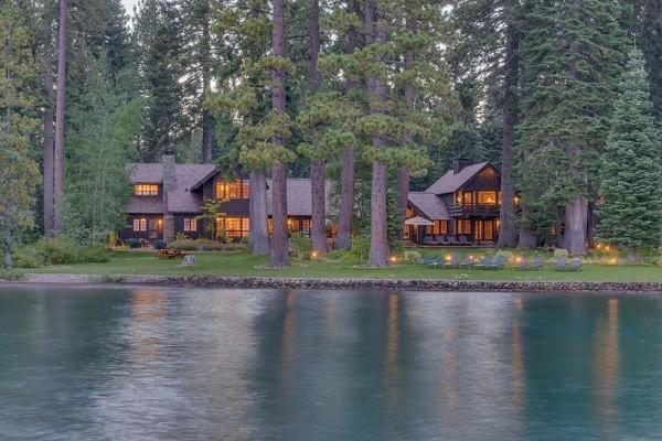 Mark Zuckerberg và giới tỷ phú đổ tiền vào đất đai quanh Hồ Tahoe - Ảnh 4.