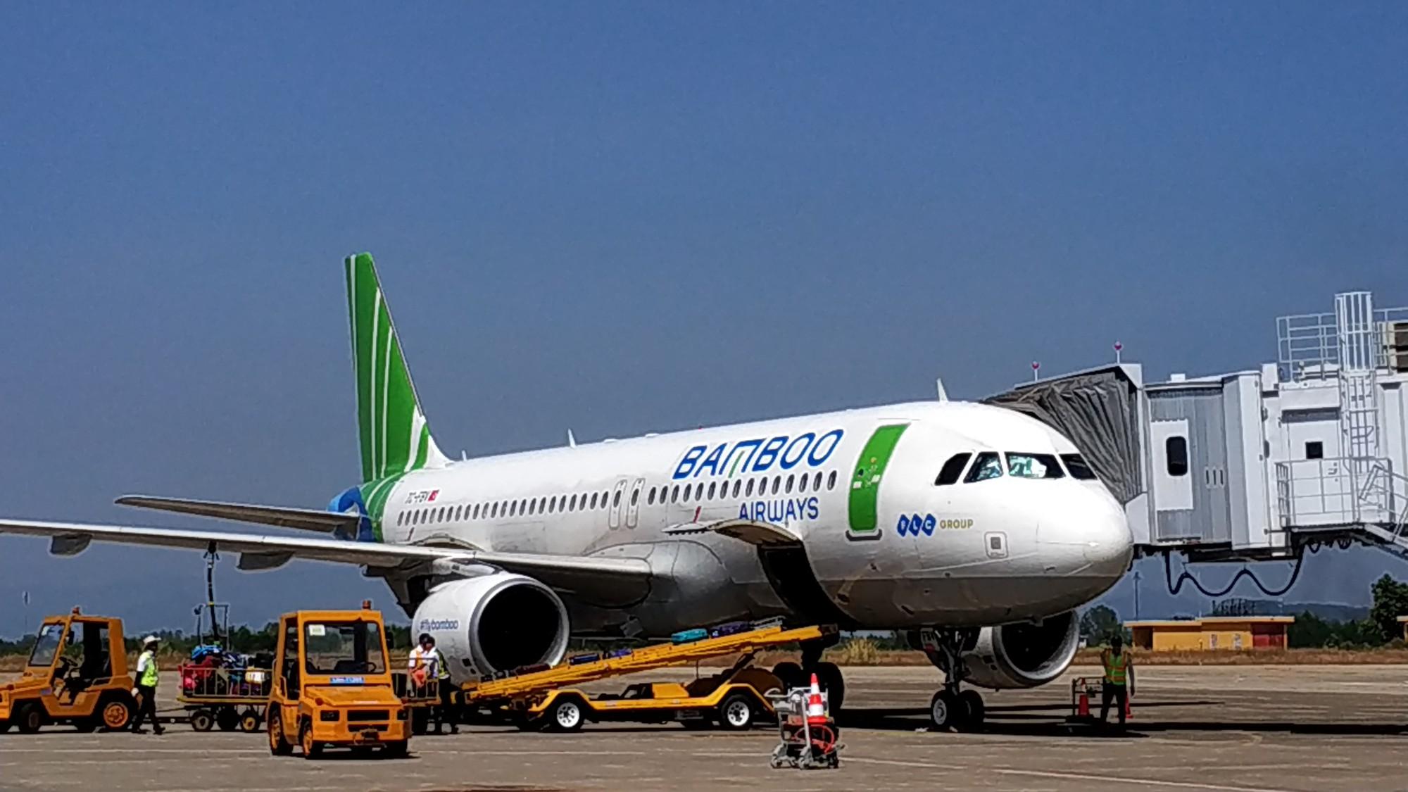 Bamboo A320