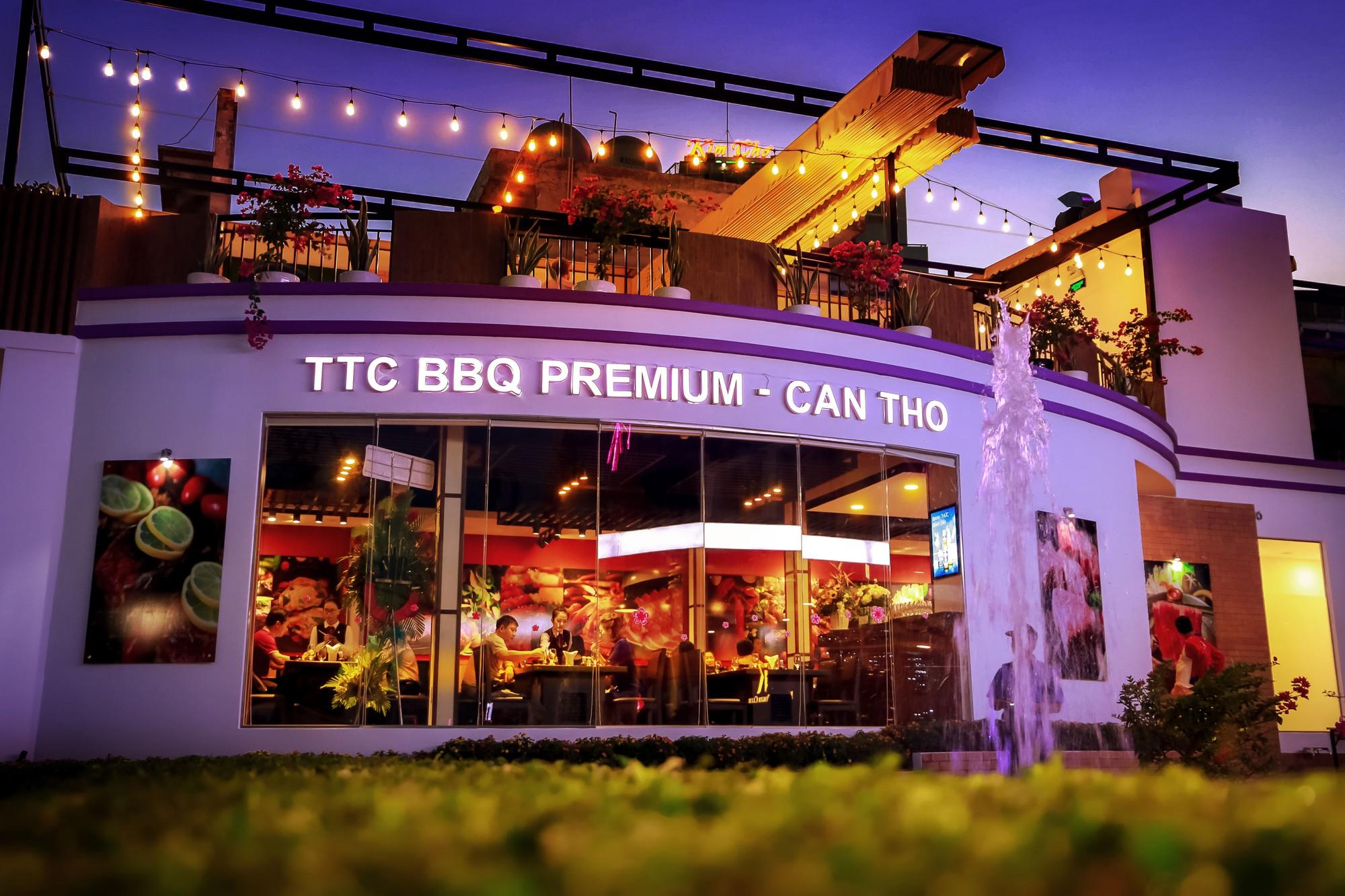 Nha hang TTC BBQ Premium Can Tho