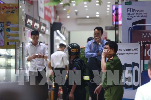 Bộ Công an đề nghị Hà Nội phối hợp điều tra vụ án tại Nhật Cường Mobile - Ảnh 1.