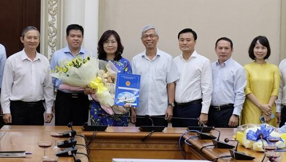 TP HCM bổ nhiệm Phó Giám đốc Công ty Quản lý, vận hành metro Bến Thành - Suối Tiên - Ảnh 1.