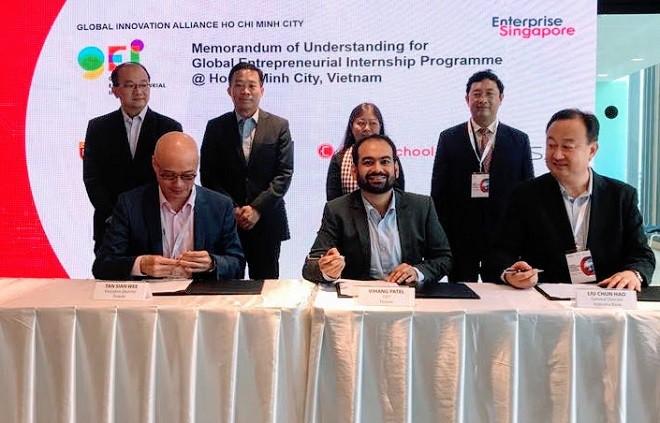 Startup kết nối ngân hàng và doanh nghiệp nhỏ gia nhập thị trường Việt  - Ảnh 1.