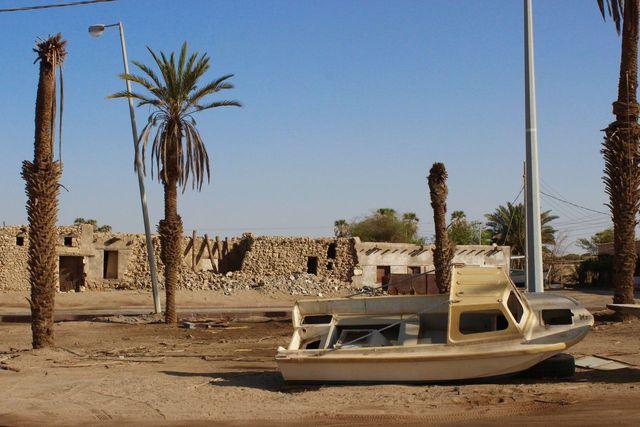 Tham vọng biến sa mạc thành 'siêu thành phố' trị giá 500 tỷ USD của hoàng tử Ả Rập - Ảnh 1.