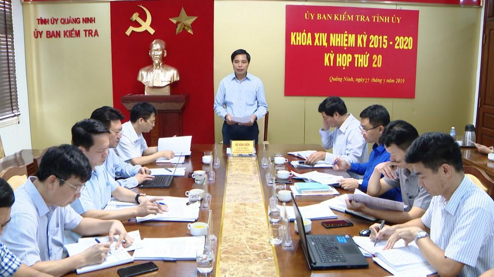 Yêu cầu xử lý kỉ luật Phó Chủ tịch huyện Vân Đồn, Quảng Ninh - Ảnh 1.
