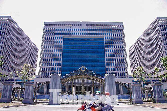 9 Bộ, ngành xây trụ sở mới duy nhất chỉ 1 bàn giao 'đất vàng' trụ sở cũ - Ảnh 1.