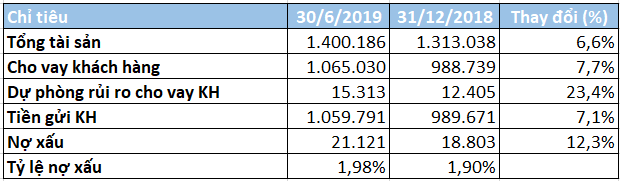 Hết 6 tháng đầu năm, lợi nhuận BIDV sụt giảm 4,5%, nợ có khả năng mất vốn tăng vọt lên gần 10.500 tỉ đồng - Ảnh 3.