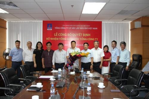Ông Lương Đình Thành làm Tổng Giám đốc PVC - Ảnh 2.
