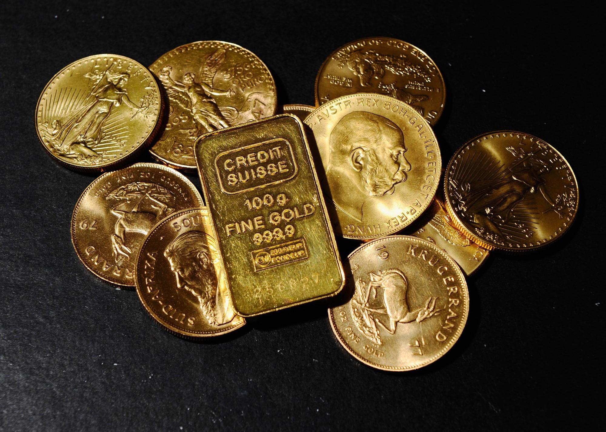 Giá vàng hôm nay 4/5: Chờ đợi các dữ liệu kinh tế quan trọng - Ảnh 1.