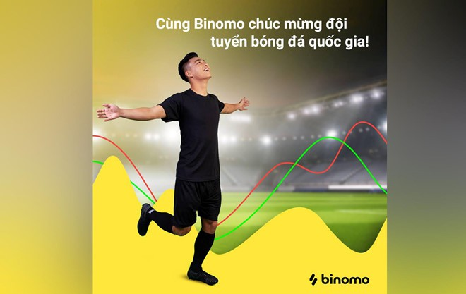 Ngoài Văn Thanh của U23 VN, ai đang tiếp tay cho cá cược Binomo? - Ảnh 1.