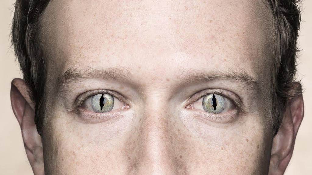 CEO Facebook bị nghi là 'thằn lằn đội lốt người', mưu đồ bá vương - Ảnh 3.
