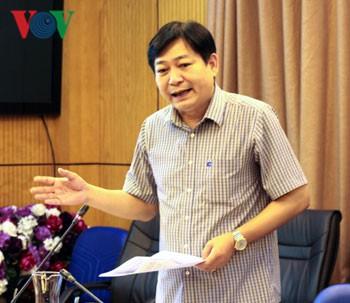 Bộ Tư pháp nói về vụ án liên quan ông Trần Bắc Hà - Ảnh 2.