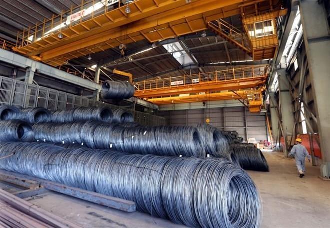 Việt Nam phản ứng việc Mỹ áp thuế hơn 400% lên một số sản phẩm thép - Ảnh 2.