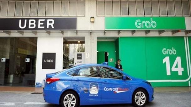 Vụ Grab mua Uber: Phán quyết đi ngược với kết luận điều tra - Ảnh 1.