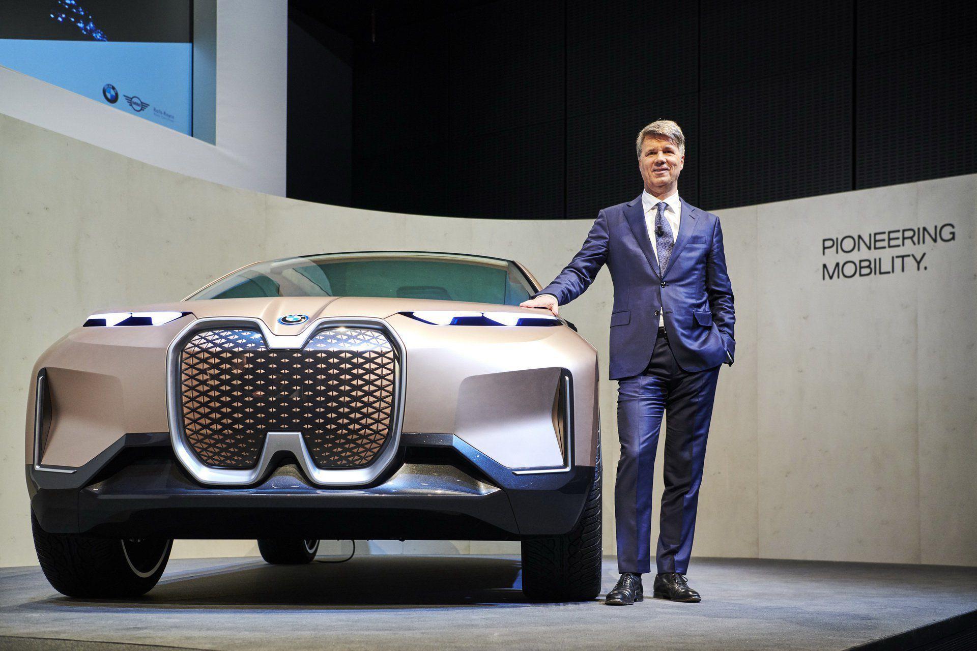 BMW hối hả tìm CEO mới - Ảnh 1.